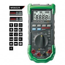 DIGITAL MULTIMETER 5 in 1 PROTECTION MS8229 MAS
