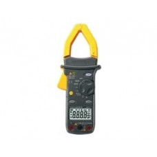 DIGITAL CURRENT CLAMP METER AC/DC+THERMOMETER +CAPACITANCE MS2101 MAS