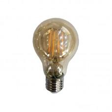 BULB LED FILAMENT 7W E27 2400K 240V DIMMABLE GOLD