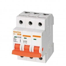 GENERAL SWITCH 3X80A GACIA
