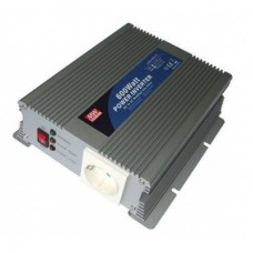 Inverter Meanwell Tροποποιημένου Hμιτόνου A301-600F3