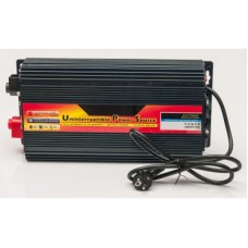 Inverter BSL-I02-1500-12V Τροποποιημένου Ημιτόνου Με Φορτιστή