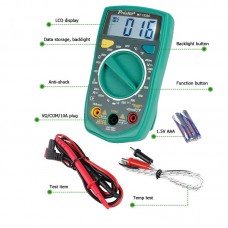 DIGITAL MULTIMETER BASIC & THERMOMETER MT-1233C S/PRO