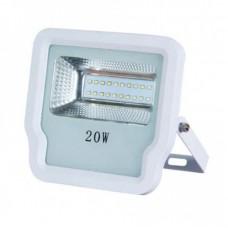 PROJECTOR LED SMD 20W IP65 85-265V BLACK