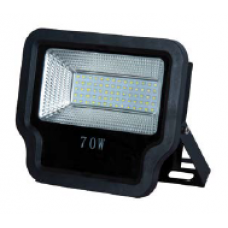 PROJECTOR LED SMD 70W IP65 85-265V BLACK