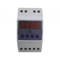 DIN RAIL INSTRUMENT DIGITAL AMMETER AC 60/5Α SFD-C45X1-I SFM