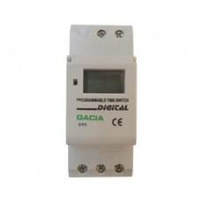 DIGITAL TIMER AC230V WITH BATTERY