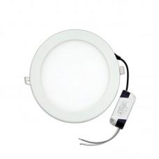 DOWN LIGHT LED SLIM RECESSED WHITE Φ225 20W AC85-265V